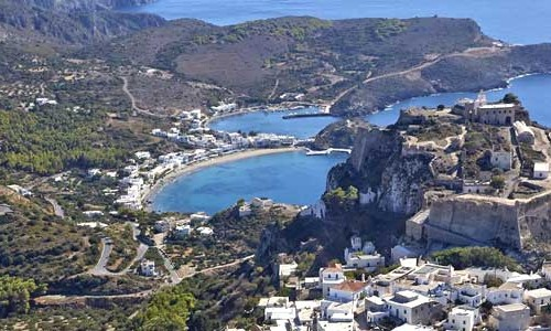 Chora - Insel Kythira